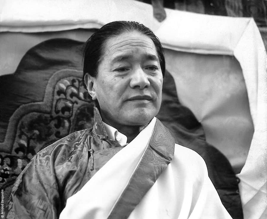 L'appel au Lama de Düdjom Rinpoché