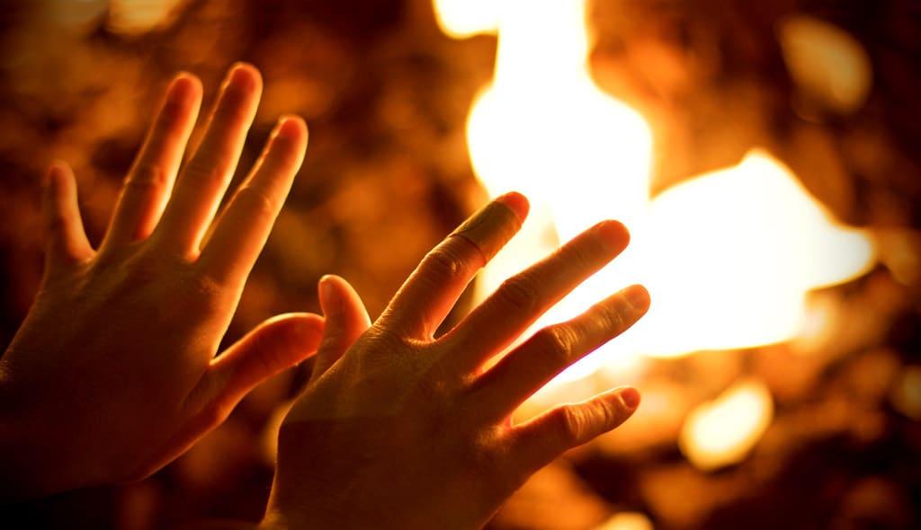 La Flamme du cœur
