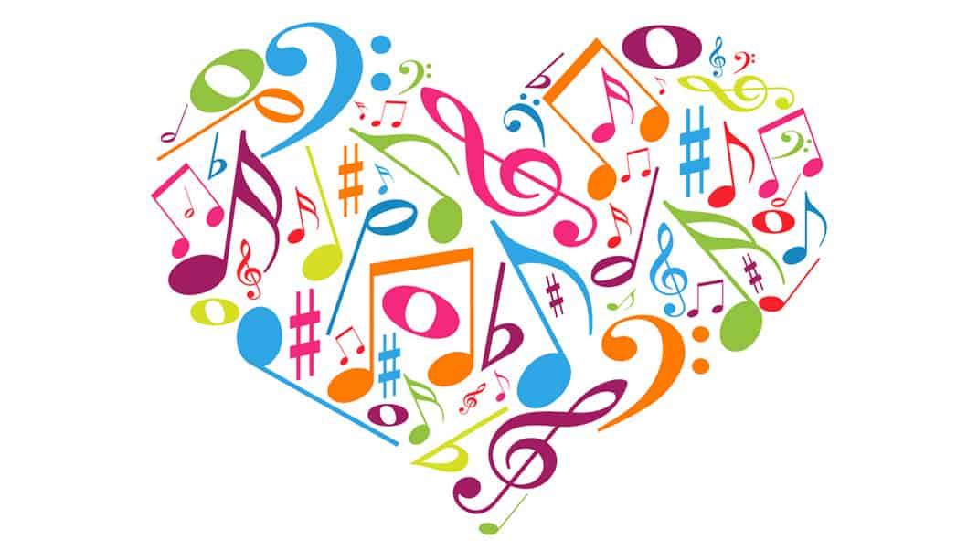 """La """"musique"""" de mon cœur"""