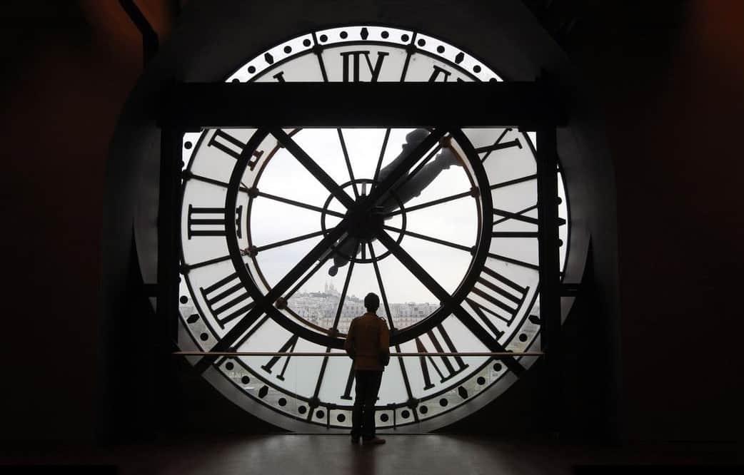 Le temps sans temps