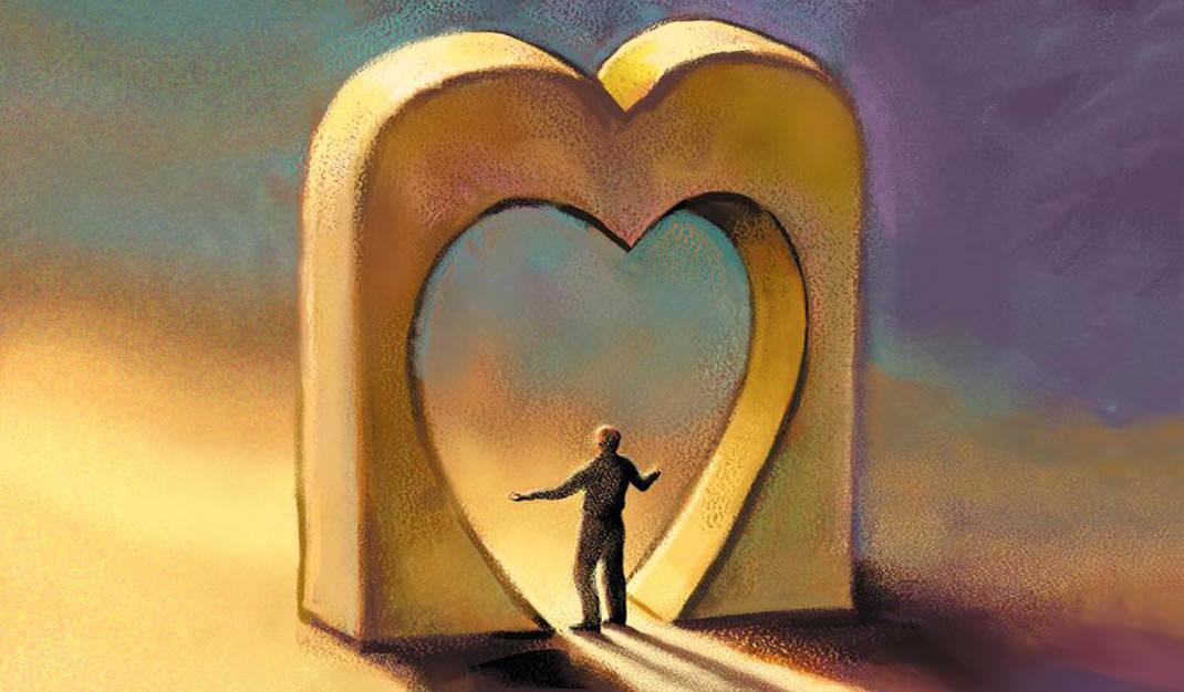 La porte du cœur
