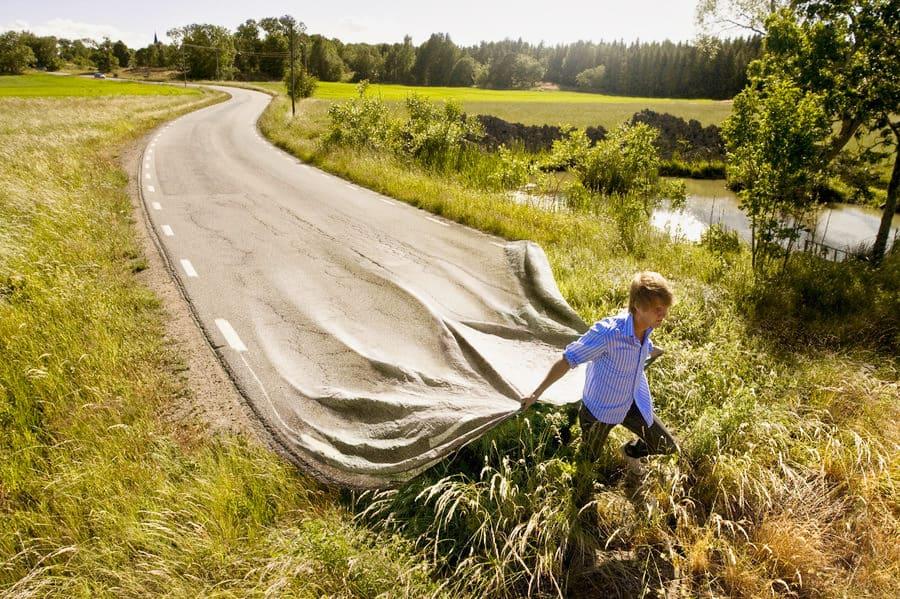 L'idée d'un chemin