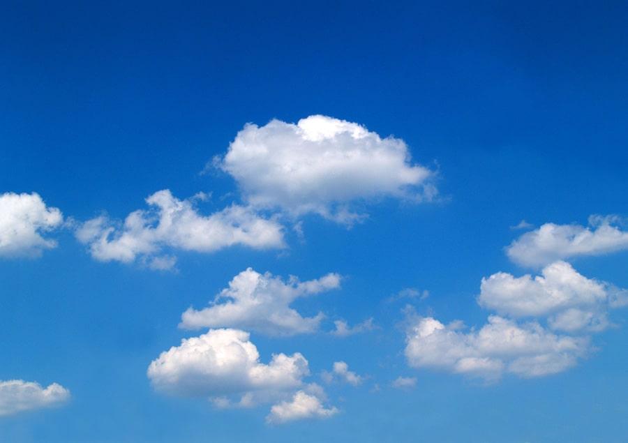 Le ciel de l'Esprit