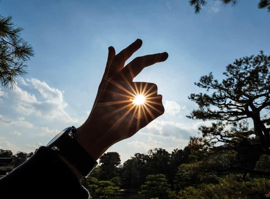 Le soleil du dedans