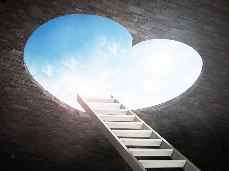 Le Ciel du cœur