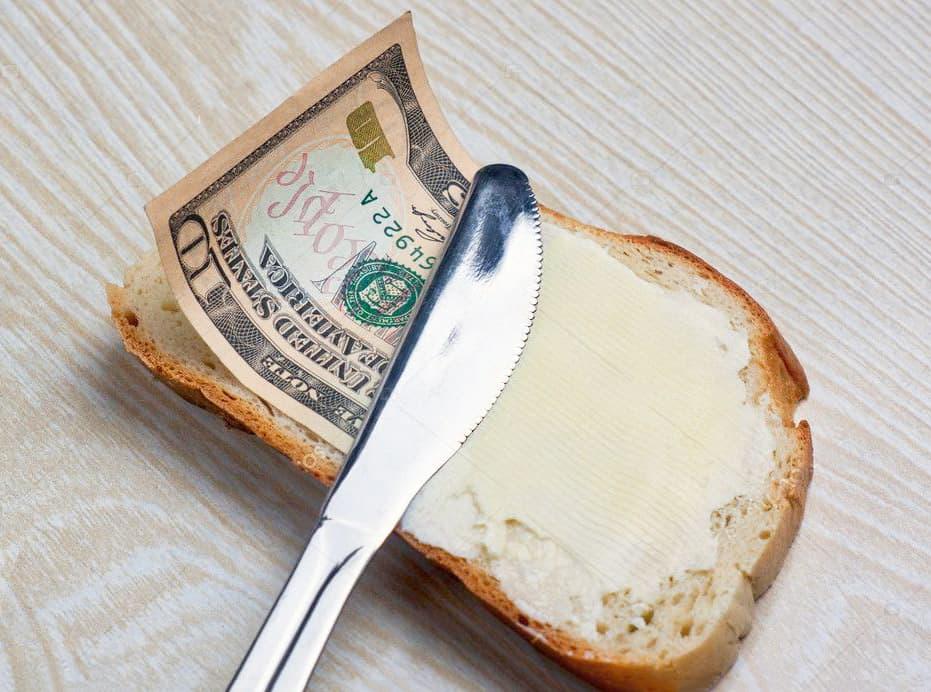 Le beurre ou l'argent du beurre ?