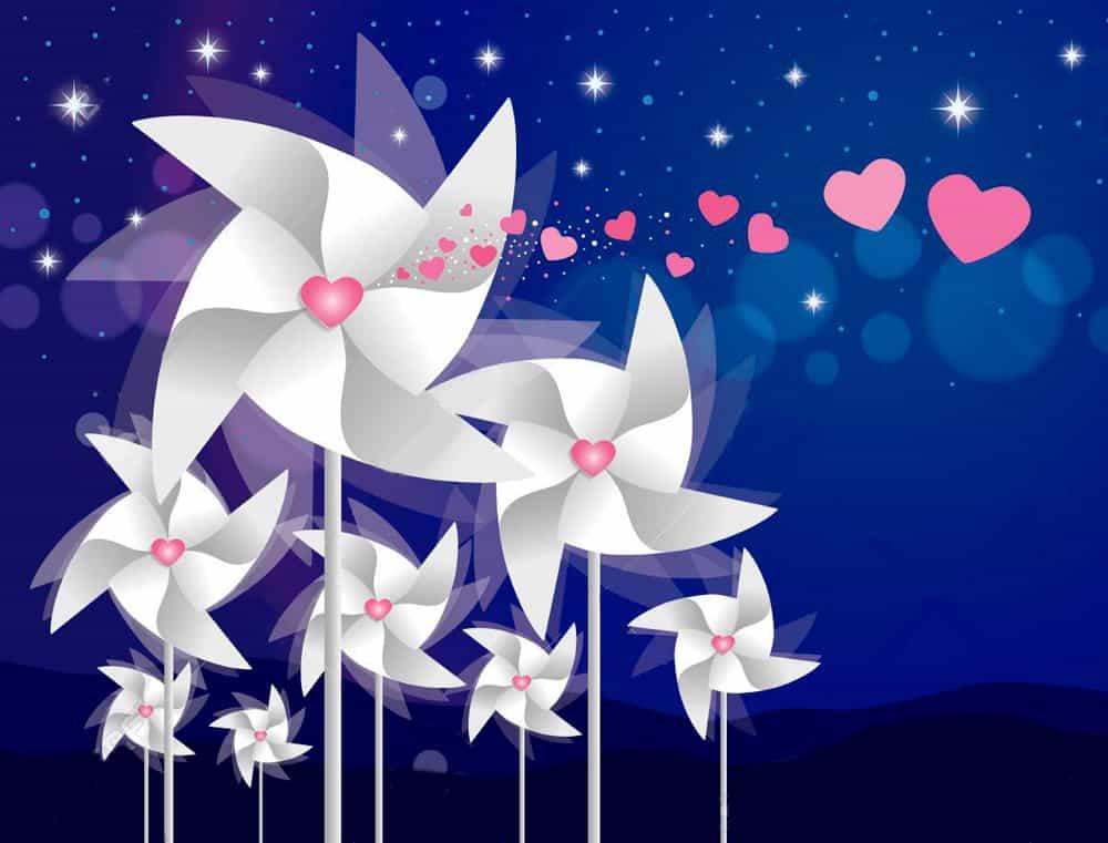 Les moulins du cœur