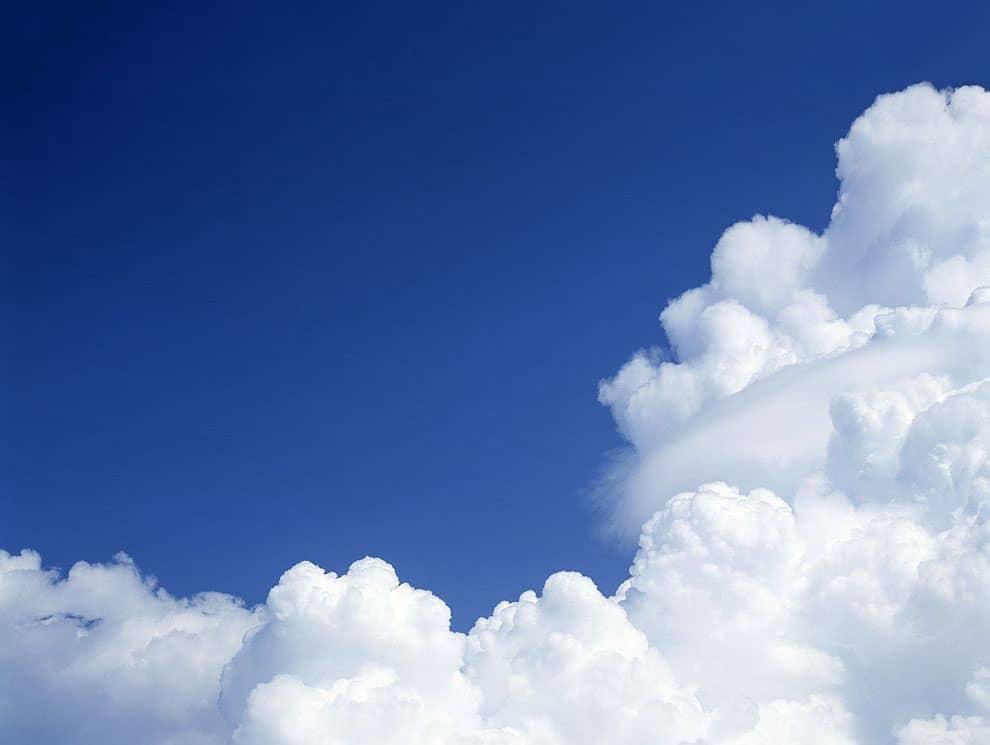 Le ciel et l'esprit