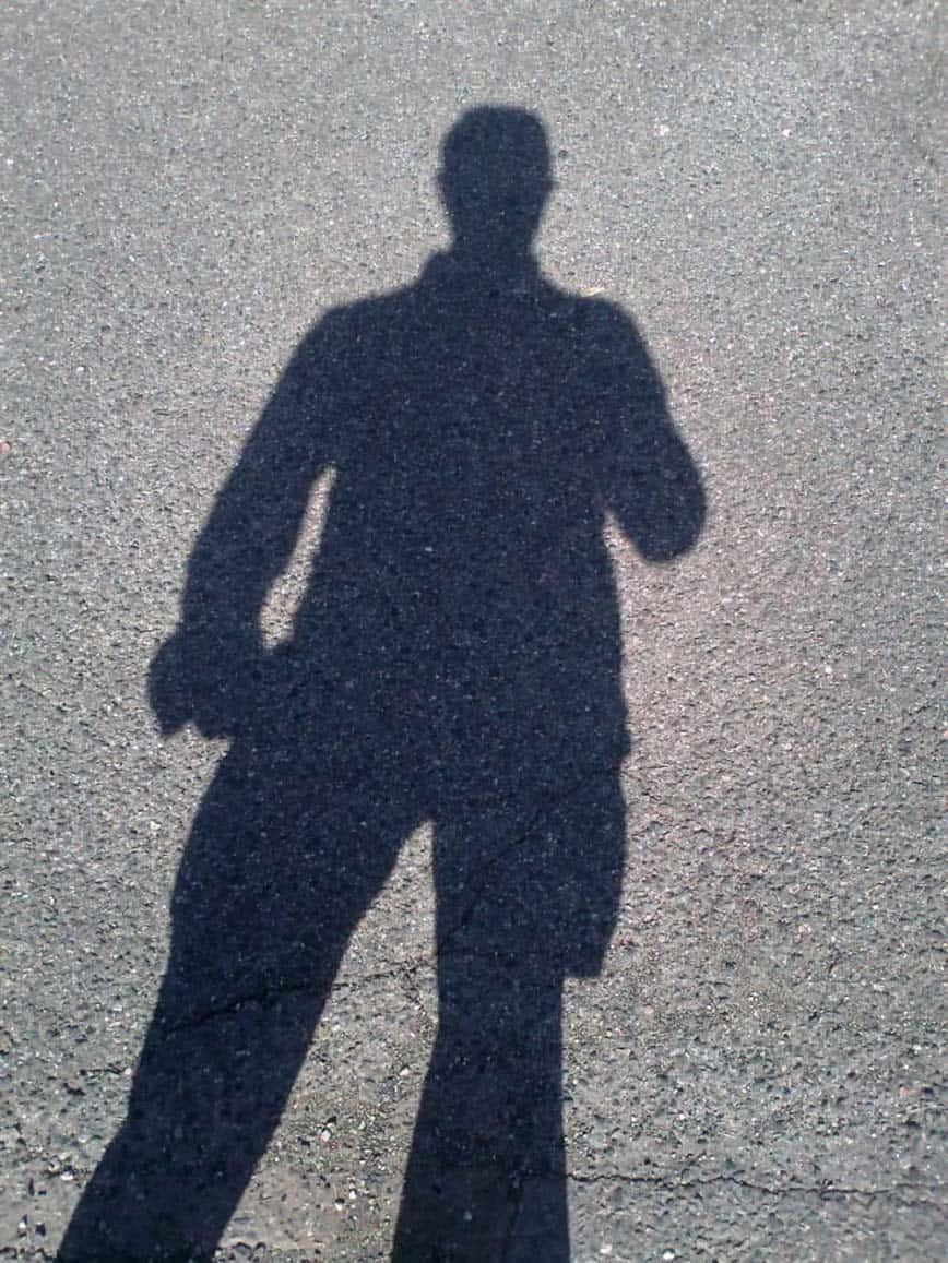 L'ombre d'un problème