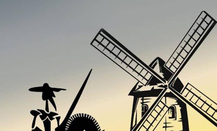 Un moulin dans la tête