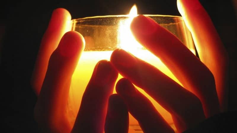 La lampe de l'Esprit