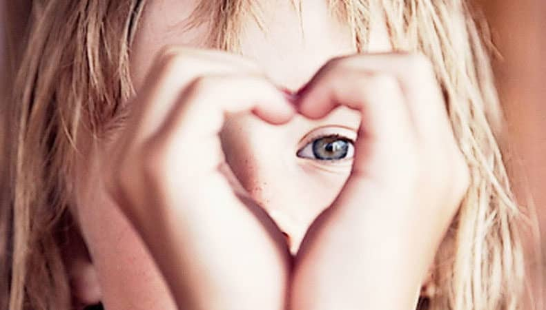 Le regard du cœur…