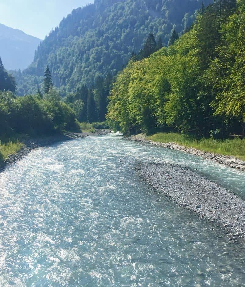 La rivière de vie
