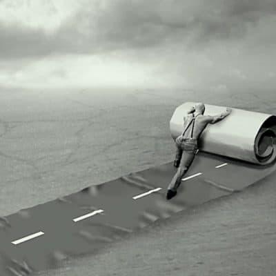 Le chemin imaginaire