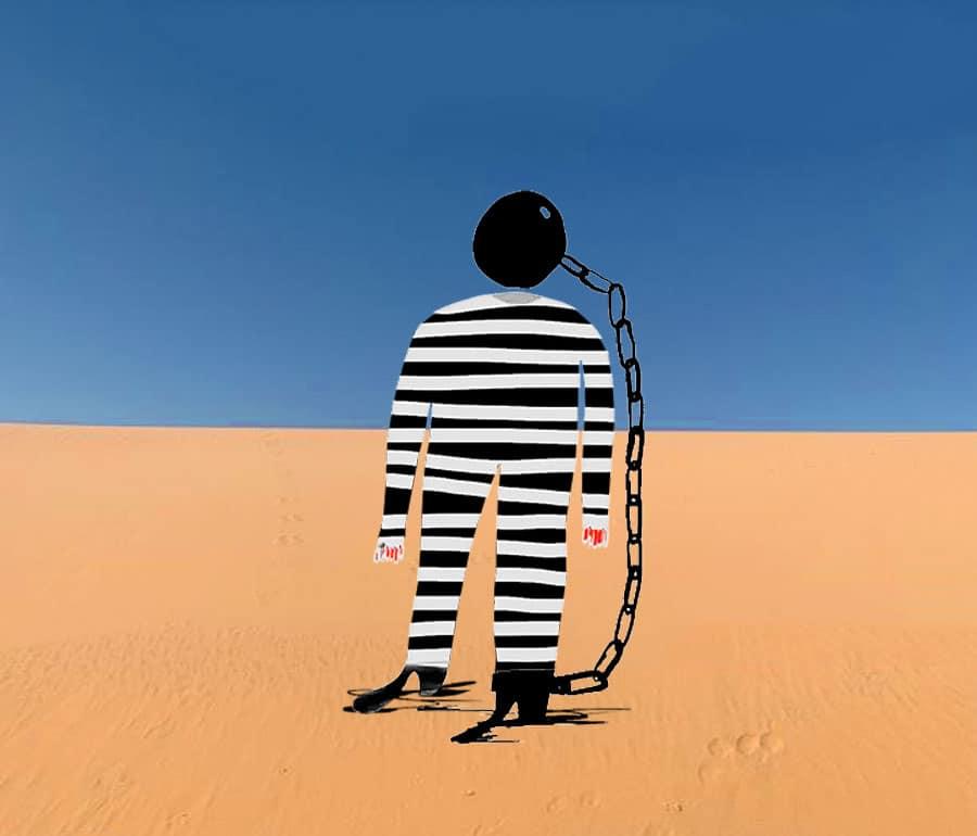 La prison de l'illusion