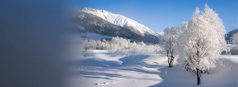 La neige invisible de Noël